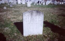 Pvt William Henry Bozarth