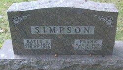 Frank W. Simpson