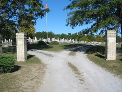 Home Cemetery