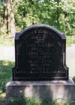 Mary Etta Blackwell