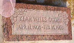 Klar Wells Ogden