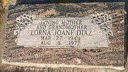 Lorna J <I>Washington</I> Diaz