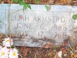 Elijah Armstrong