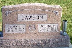 Mary Joanne <I>DeAtley</I> Dawson