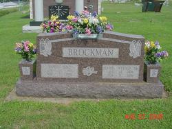 Nancy Jane <I>Curry</I> Brockman