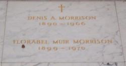 Florabel <I>Muir</I> Morrison