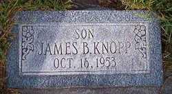 James B Knopp
