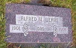 Alfred Valentine Weare