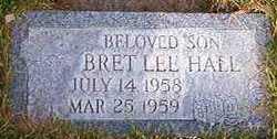 Bret Lee Hall