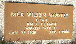 Dick Wilson Shosted