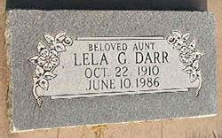 Lela Gertrude Darr