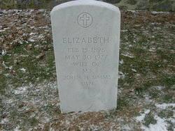 Elizabeth Simms
