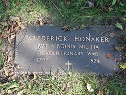 Pvt Frederick Honaker