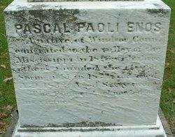 Pascal Paoli Enos