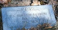 Rev. Alexander Hamilton Balentine, Sr