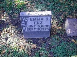 Emma <I>Bingel</I> Enz
