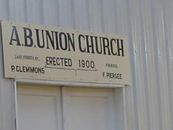 A. B. Union Church Cemetery