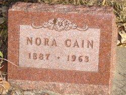 Nora Cain