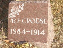 B F Crouse