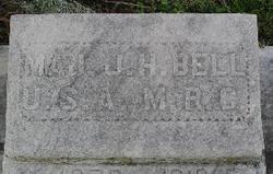 Maj John Hastings Bell
