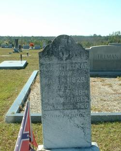 Capt Elijah Tillman