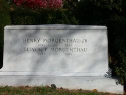 Elinor J <I>Fatman</I> Morgenthau