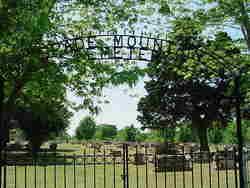 Spade Mountain Cemetery