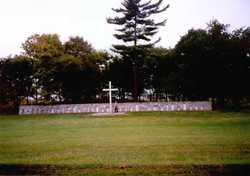 English Lutheran Cemetery