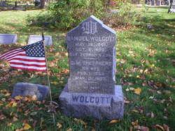 Pvt Samuel Wolcott