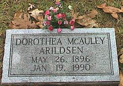 Dorothy <I>McAuley</I> Arildsen