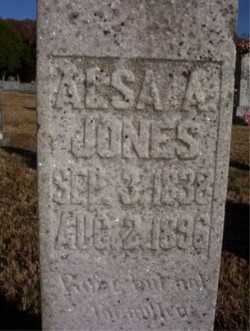 Alsa Alcey Jones