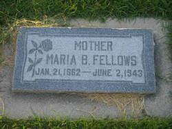 Maria <I>Bytheway</I> Fellows
