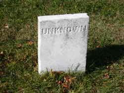 Unknown Burials Unknown