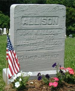 John Wilcoxen Allison