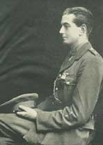 2LT Montague Shadworth Seymour Moore