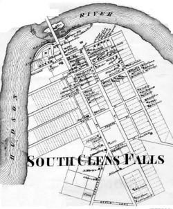 South Glens Falls Cemetery
