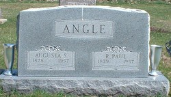Augusta S. <I>Bergman</I> Angle