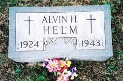 Alvin Harrison Helm