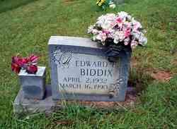 Edward Bryan Biddix