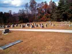 Edneyville United Methodist Church Cemetery
