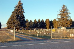 Shoshone Cemetery