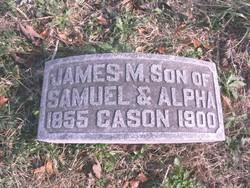 James M. Cason