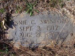 Vinnie E. <I>Cross</I> Swinford