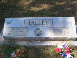Margie Dee <I>Mathis</I> Talley