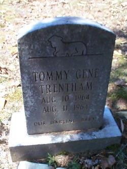Tommy Gene Trentham