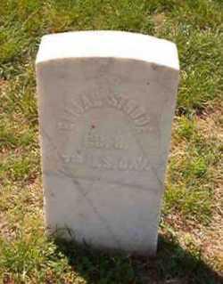 Pvt Elijah T. Strode