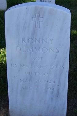 Ronny Demmons