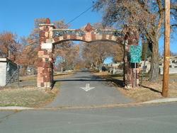 Linkville Pioneer Cemetery