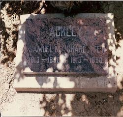 Samuel Sylvester Ackley, Sr