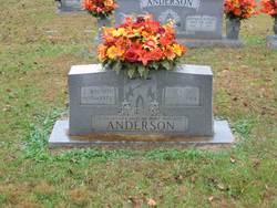 Ina Elizabeth <I>Edmondson</I> Anderson